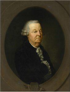 G1562. Portret van Jacob van Citters (1708-1792) door B.S. Bolomey.Olieverf op doek, hoog 80 cm, breed 65 cm.In bruikleen bij het Zeeuws Museum.