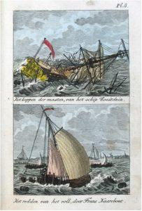 ZB 780 B11Leerzame vertellingen en deugdlievende voorbeelden, 6e druk 1834.In bruikleen bij de Zeeuwse Bibliotheek.